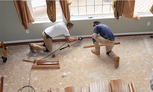 Lỗi khi sửa nhà