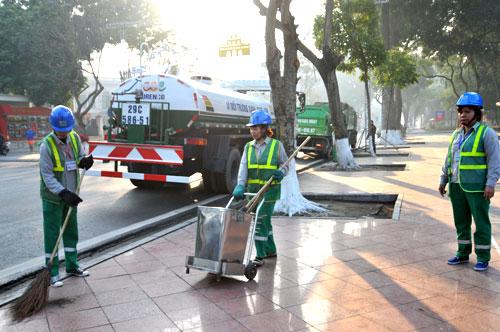 100 tuyến phố xanh, sạch, đẹp ở Hà Nội