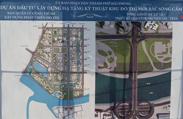 Bước đột phá xây khu đô thị hải phòng 1
