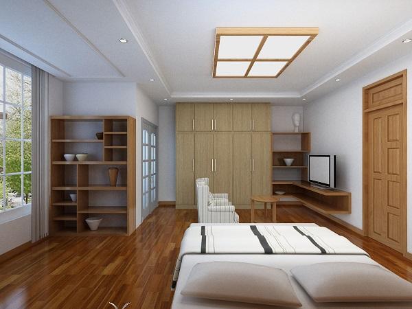 chọn sàn phòng ngủ