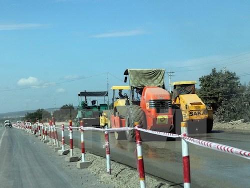 Dự án đường 565 tỉnh Quảng Bình