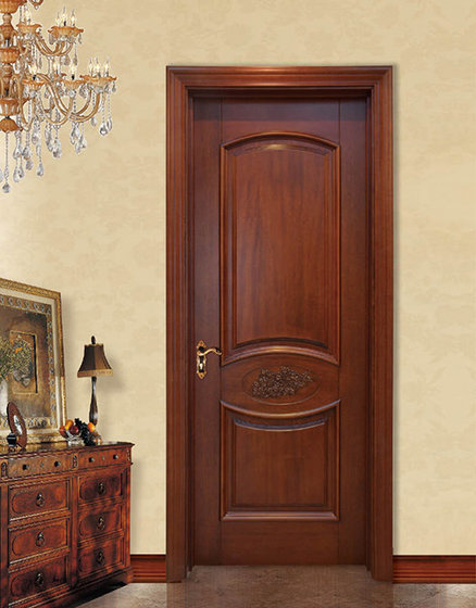 cửa gỗ tự nhiên cho biệt thự 1