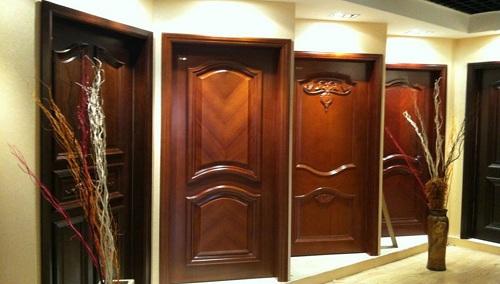 cửa gỗ tự nhiên cho biệt thự 3