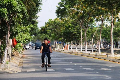 Thành phố xanh Đà Nẵng