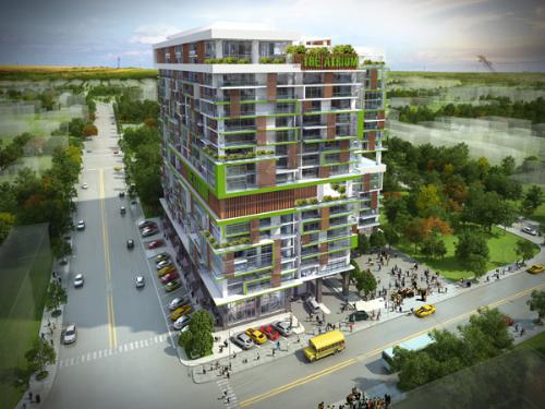 dự án kiến trúc sư Việt 1