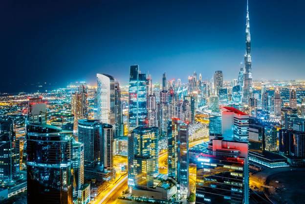 Dubai, đất nước phát triển bậc nhất thế giới