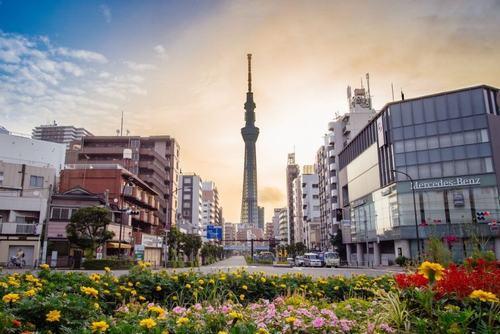 giá bất động sản tăng cao ở châu á