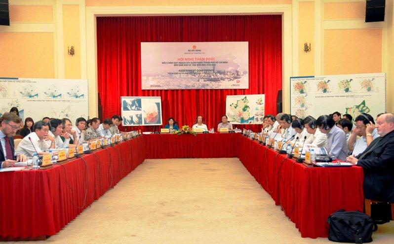Hội nghị thẩm định quy hoạch tại TP Hồ Chí Minh