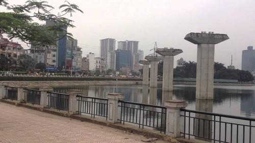 Không gian mặt nước đô thị