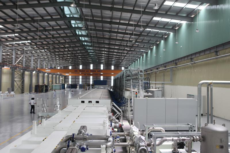 kính tiết kiệm năng lượng sản xuất 3