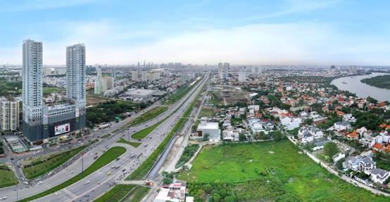 phát triển đô thị hồ chí minh 1