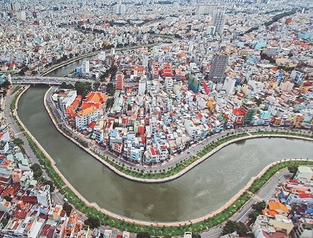 phát triển đô thị, quy hoạch, Tp Hồ Chí Minh 2