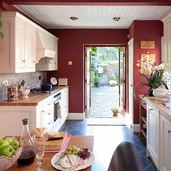 Phối màu gian bếp 2