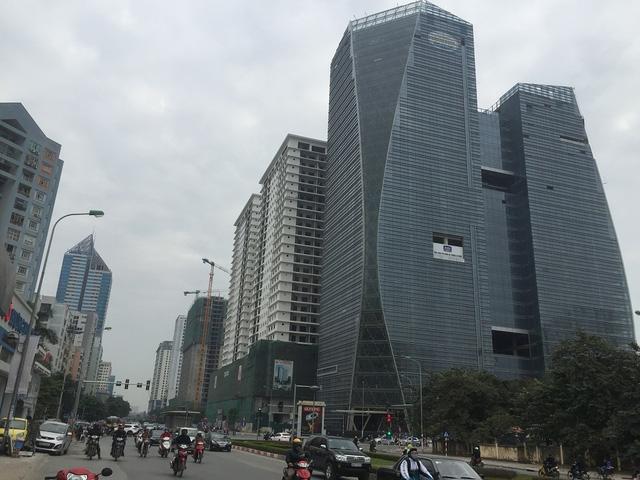 giải pháp quy hoạch đô thị