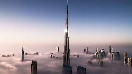 tòa tháp cao nhất dubai 2