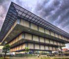 Bảo tàng Hà Nội - Nghệ thuật truyền thống và đương đại trong kiến trúc mặt đứng