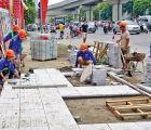 Hà Nội ban hành mẫu hè đường đô thị trên địa bàn thành phố