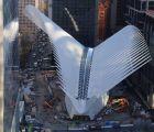 Mở cửa nhà ga tàu điện ngầm đắt nhất thế giới tại tháp đôi WTC cũ