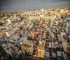 Phát triển đô thị Xe máy, nhà ống và kinh tế vỉa hè