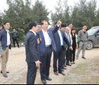 Phó Thủ tướng thị sát việc thực hiện đầu tư KCN Rạng Đông