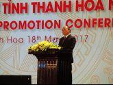 6,1 tỷ USD đổ vào Thanh Hoá tại Hội nghị xúc tiến đầu tư 2017