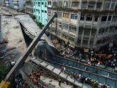 Ấn Độ: Bắt giữ 5 quan chức công ty xây dựng trong vụ sập cầu