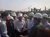 Bí thư Thành ủy TPHCM Đinh La Thăng làm việc với BQL Dự án Bệnh viện Nhi Đồng TPHCM
