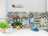 Cách trang trí nhà với gạch hoa