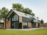 Cải tạo nhà kho cũ thành ngôi nhà hiện đại tráng lệ / thiết kế: Sito-architecten