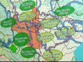 Chi tiết kế hoạch sử dụng đất ngoại thành Hà Nội 2016