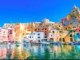 Chiêm ngưỡng vẻ đẹp rực rỡ của những thành phố màu mè nhất