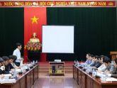 Cục Phát triển đô thị làm việc với UBND tỉnh Quảng Bình
