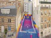 Duperré - Sân bóng rổ đẹp và độc nhất tại Paris