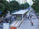 Hà Nội lên phương án tổ chức giao thông tuyến buýt nhanh BRT