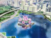 Hà Nội xây nhà hát Hoa Sen 'lớn và hiện đại nhất thủ đô'