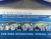 Hơn 3.700 tỷ xây ga hành khách quốc tế Sân bay Cam Ranh