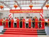 Khánh thành Tòa nhà Kỹ thuật nghiệp vụ Bệnh viện đa khoa Trung ương Thái Nguyên