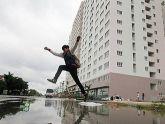Mưa là ngập 'ám' bất động sản tại TPHCM