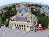 Nhà hát lớn Hà Nội sẽ được chỉnh trang thành công viên mở