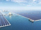 nhà máy điện Mặt Trời nổi tại Trung Quốc