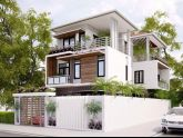 Những ý tưởng chọn sơn nước ngoài trời cho ngôi nhà