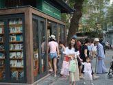 Phố sách - Không gian vui chơi mới của Hà Nội
