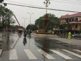 Quảng Bình- Tổn thất nặng nề sau bão số 10