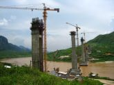 Sẽ xây dựng cầu Việt Trì - Ba Vì