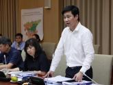 Thẩm định đồ án quy hoạch chung xây dựng Khu du lịch quốc gia Mẫu Sơn