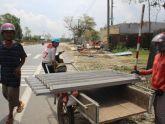 Thị trường VLXD ở Quảng Bình và Hà Tĩnh: Đảm bảo nhu cầu cho dân sau bão