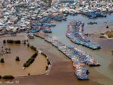 Tổ chức không gian bến cảng làng ngư dân ven biển