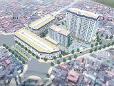 TP Hải Dương đã xuất hiện các tòa chung cư cao tầng