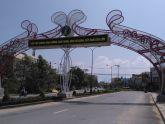 Trở lại việc 2 cổng chào trung tâm TP tại Quảng Bình bị kéo sập trong bão Doksuri