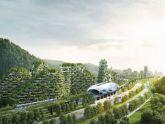 Trung Quốc xây thành phố rừng đầu tiên chống ô nhiễm